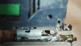 Puzzle funzionante del carpentiere video d archivio