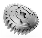 Puzzle gear Stock Images