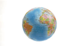 Puzzle globe Royalty Free Stock Photo