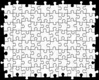 Puzzle infinito (infinito) Fotografia Stock Libera da Diritti
