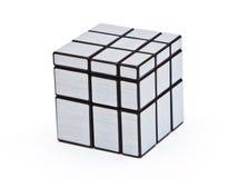 Puzzle Mirror blocks Stock Image