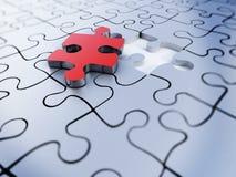 Puzzle part Stock Photos