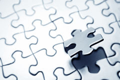 Puzzle piece Stock Image