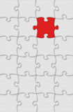 Puzzle Piece Stock Photography