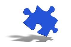 Puzzle piece Stock Image