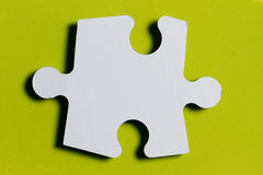 Puzzle piece Royalty Free Stock Photo