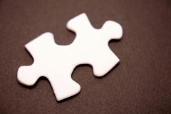 Puzzle piece Royalty Free Stock Photos