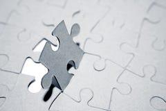 Puzzle piece Stock Photo