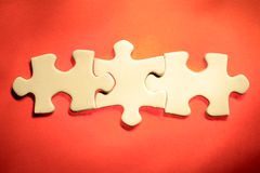 Free Puzzle Pieces Stock Images - 13742494