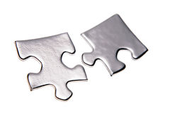 Puzzle Pieces Royalty Free Stock Photography