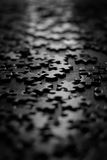 Puzzle Pieces with Light Royalty Free Stock Photo