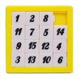 Puzzle quinze photos libres de droits
