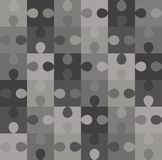 Puzzle seamless pattern Stock Photos