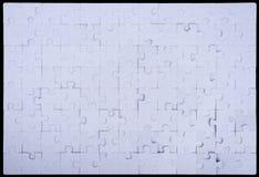Puzzle set pieces Stock Photo