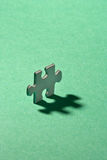 Puzzle single Royalty Free Stock Photography