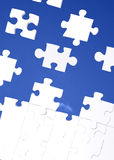 Puzzle in the sky Stock Photography