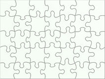 Puzzle texture Royalty Free Stock Images