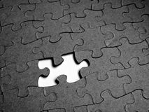 Puzzle Together Royalty Free Stock Photos