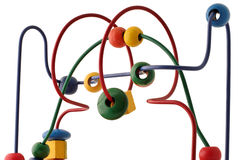 Puzzle toy Stock Photography