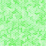 Puzzle verde del modello di vettore Illustrazione Vettoriale