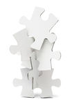 Puzzlekontrollturm Lizenzfreie Stockbilder