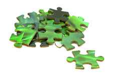 Puzzles Royalty Free Stock Photos