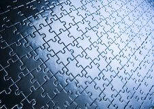 Puzzles Stock Image