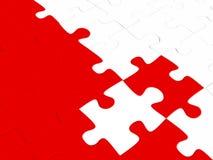 puzzles 3d Photo libre de droits