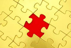 Puzzles Royalty Free Stock Photo