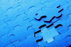 Puzzles Photo libre de droits