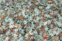 Puzzles Stock Photo
