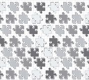 Puzzles vector Royalty Free Stock Photo