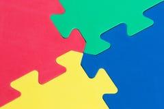 Puzzlespiel 2 Stockfotografie