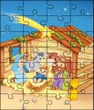 Puzzlespiel 3 Lizenzfreie Stockfotografie