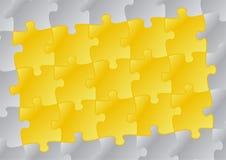 Puzzlespiel-Hintergrund 01 Stockfoto