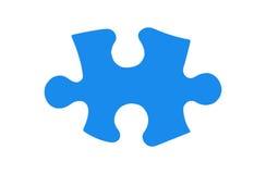 Puzzlespiel-Stück Lizenzfreie Stockfotos