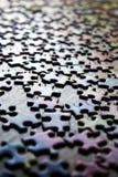 Puzzlespiel-Stücke Lizenzfreies Stockbild