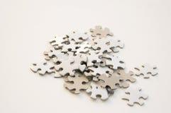 Puzzlespiel-Stücke Lizenzfreie Stockfotos