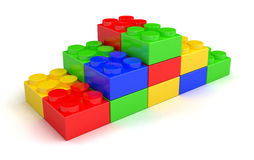 Puzzlespiel-Verbindung Lizenzfreie Stockbilder
