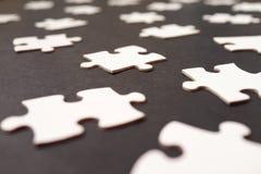 Puzzlespielhintergrund Stockfoto