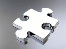 Puzzlespielstück Lizenzfreie Stockfotografie