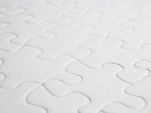 Puzzlespielzusammenfassung Stockfotografie