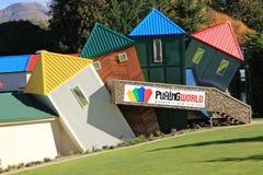 Puzzling World,New Zealand. royalty free stock image