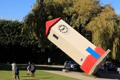 Puzzling World,New Zealand. Stock Photos