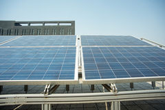 Free PV Power Plant Stock Photography - 40373332