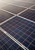 Pv solar modules Stock Photo