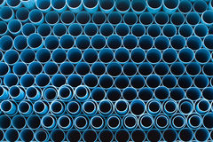 PVC管道 免版税图库摄影