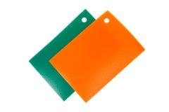 PVC-Linoleumbodenproben Lizenzfreie Stockbilder