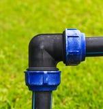 PVC pipe Royalty Free Stock Image