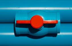 PVC pipe Royalty Free Stock Photos